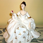 "Royal Doulton Porcelain Figurine HN 2339 ""MY LOVE"""