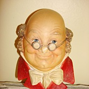 Vintage Mr. PickWick -England Bossons Head