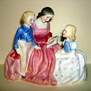 Royal Doulton Figurine-Bedtime Story HN 2059