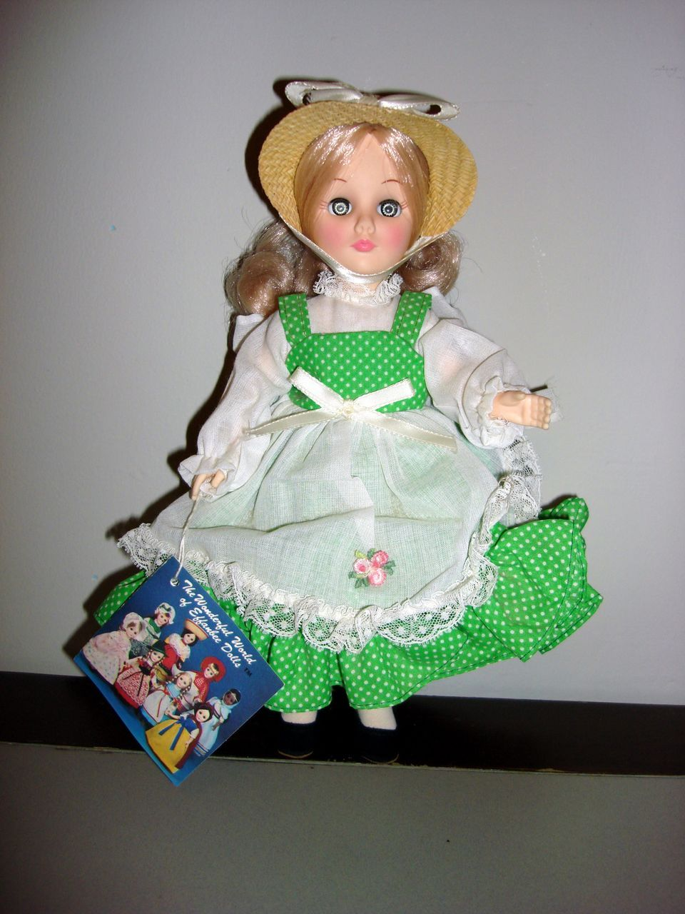 Vintage Effanbee Doll Quot Goldilocks Quot 1975 From Ottosantiques