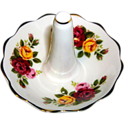 Fine Bone China Ring Holder Ashleydale-England