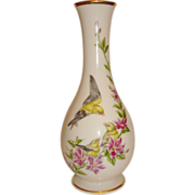 Limited Edition Lenox Vase - Mother's Day 1985 USA