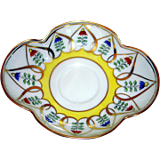 Tiffany & Co. Private Stock Hand Painted Plate - France