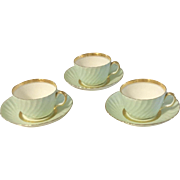 Vintage Minton - England Cup And Saucer Made For Tiffany & Co.
