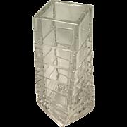 Rosenthal Germany Studio Linie Crystal Vase