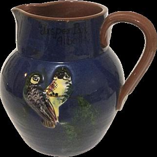 Vintage Torquay Pottery Pitcher