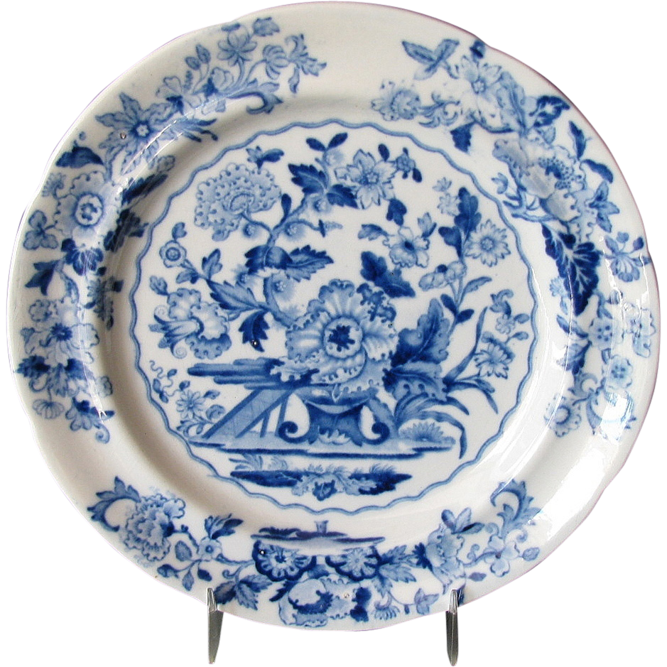 Antique Antique English Pottery Masons Ironstone China