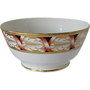 John Rose Coalport Waste Bowl, Antique English Porcelain c 1810