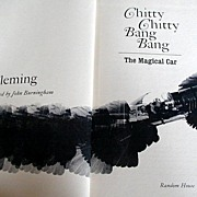 "Book: ""Chitty Chitty Bang Bang"", Ian Fleming, Burningham Illus."