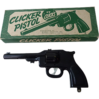 Toy Clicker Pistol