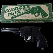 Toy Clicker Pistol