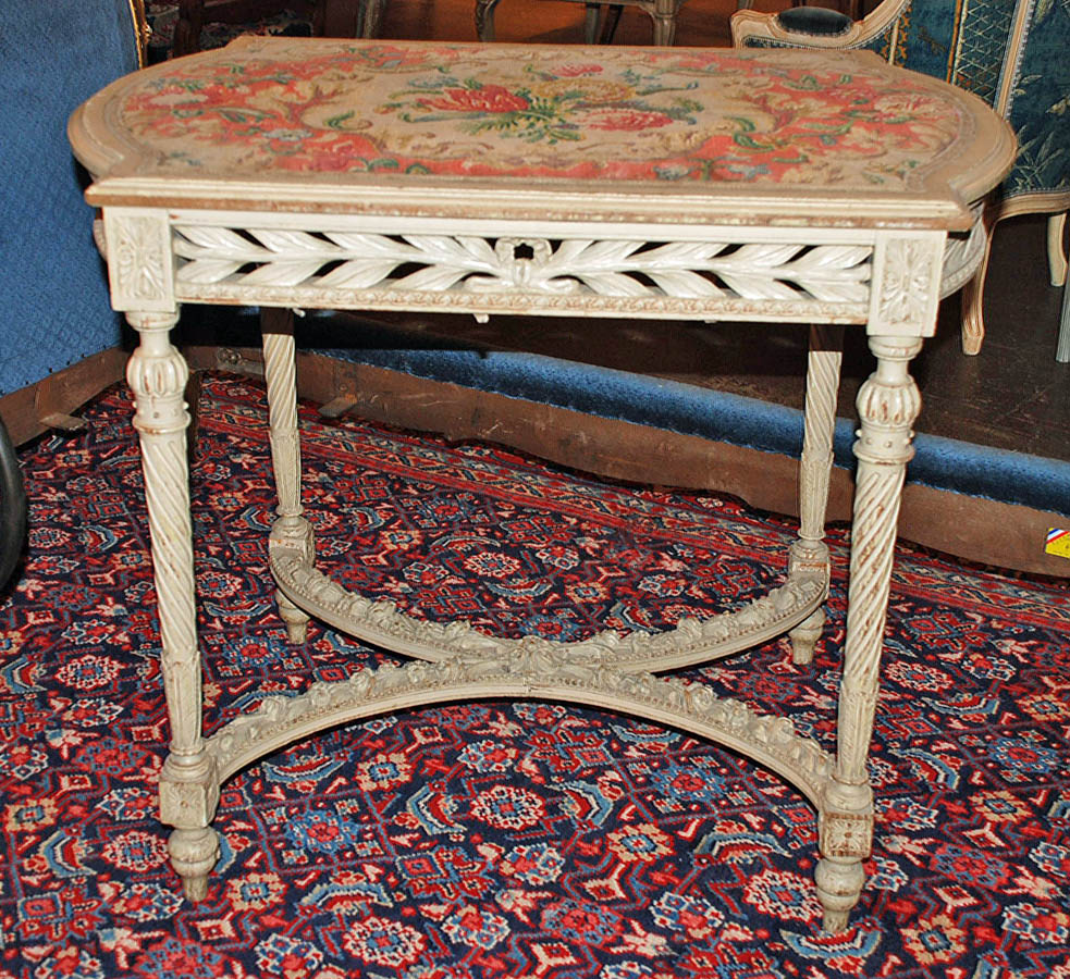 Louis XVI Painted Table