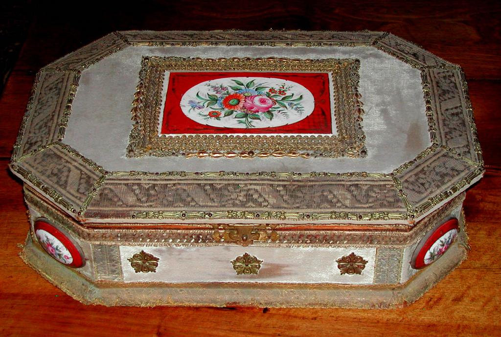 Beautiful 19th Century French Box