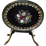 Napoleon III Painted Table