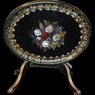 Napoleon III Painted Table