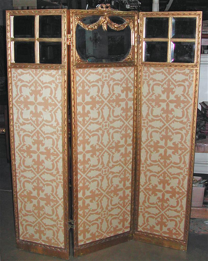 Wonderful LXVI Style Folding Screen