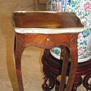 Diminutive Louis XV Style Side Table