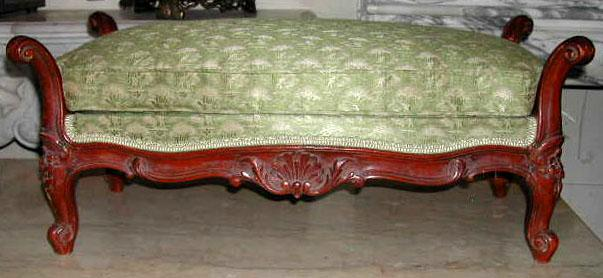 Louis XV Footstool