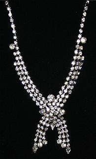 Fabulous Rhinestone Necklace