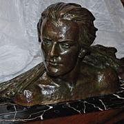 Bronze Bust, Alexandre Ouline