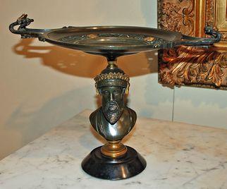 Empire Style Bronze Tazza