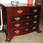 Portuguese Rosewood Commode