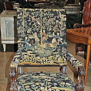 Louis XIV Style Armchair