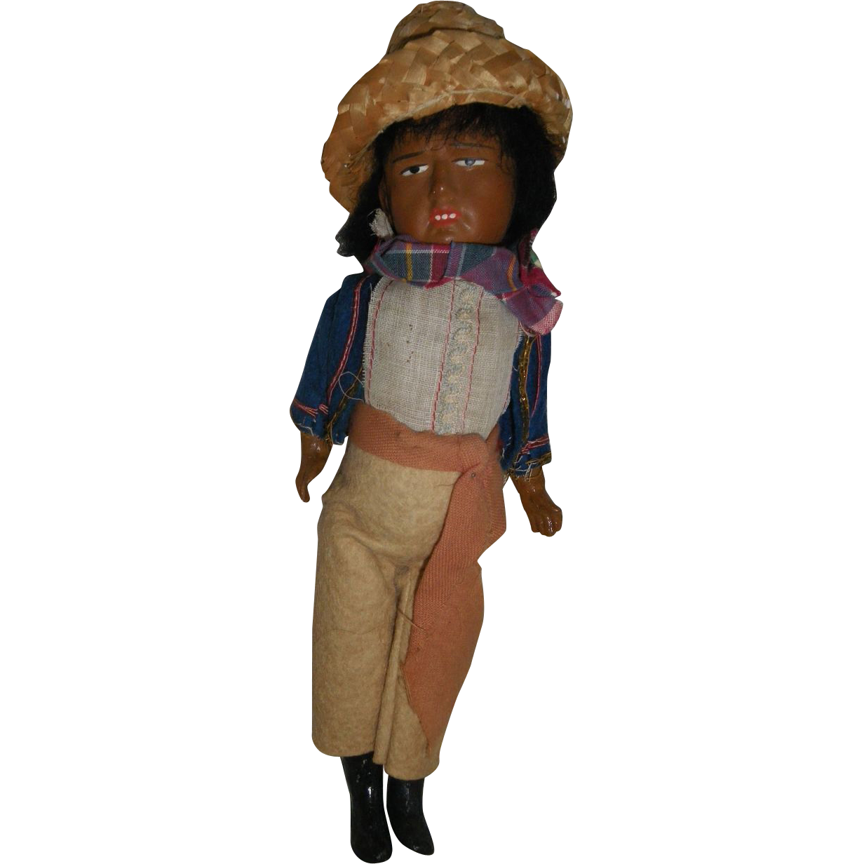 Mexican Man Souvenir Doll