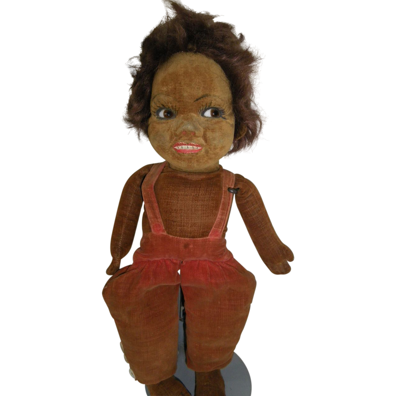 Norah Wellings Black Islander doll
