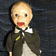 Jerry Mahoney doll