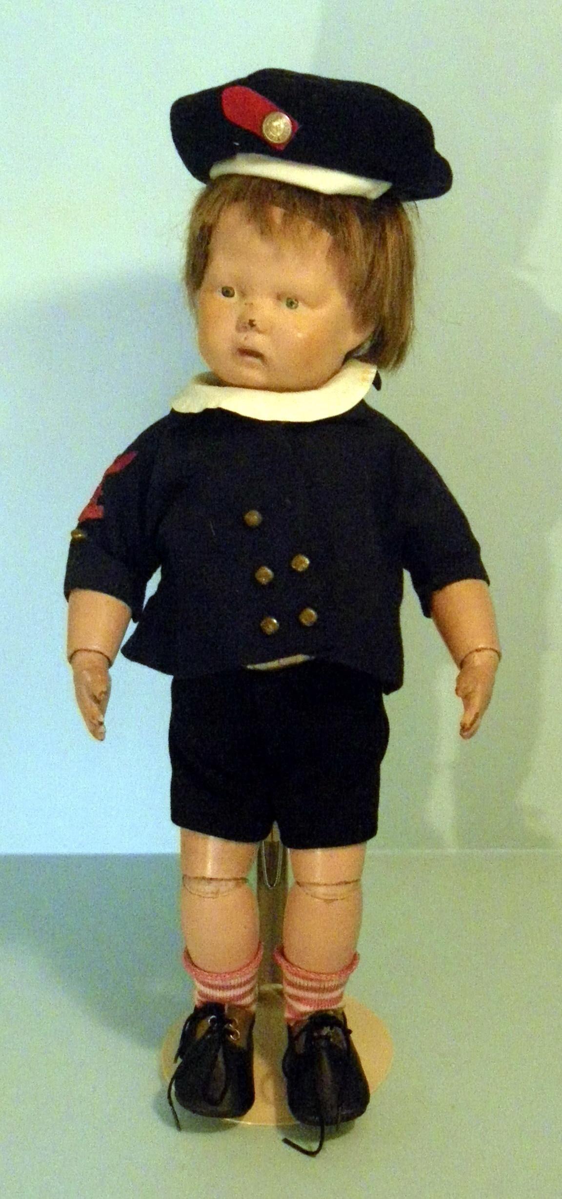 Large Schoenhut Toddler