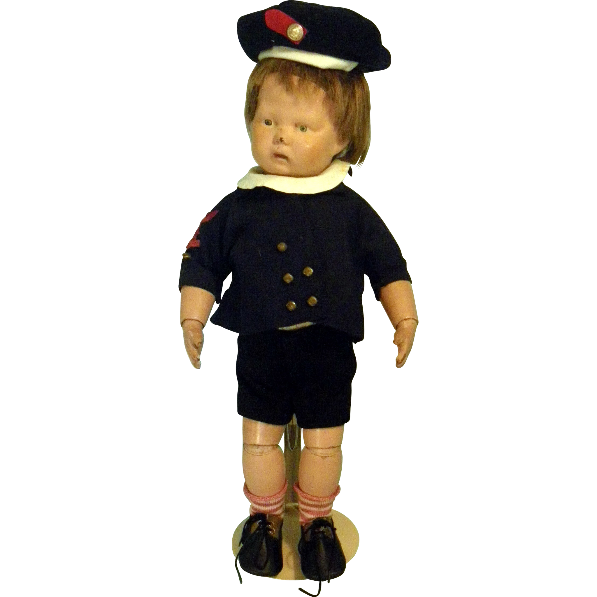 Large Schoenhut Toddler