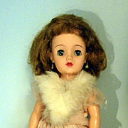 "20"" Miss Revlon Doll in fancy dress"