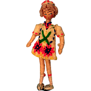 Early Grecon Girl doll
