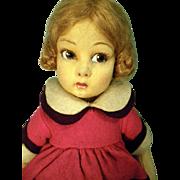 Lenci Girl 13 inch