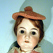 Karl Hartman Girl Doll