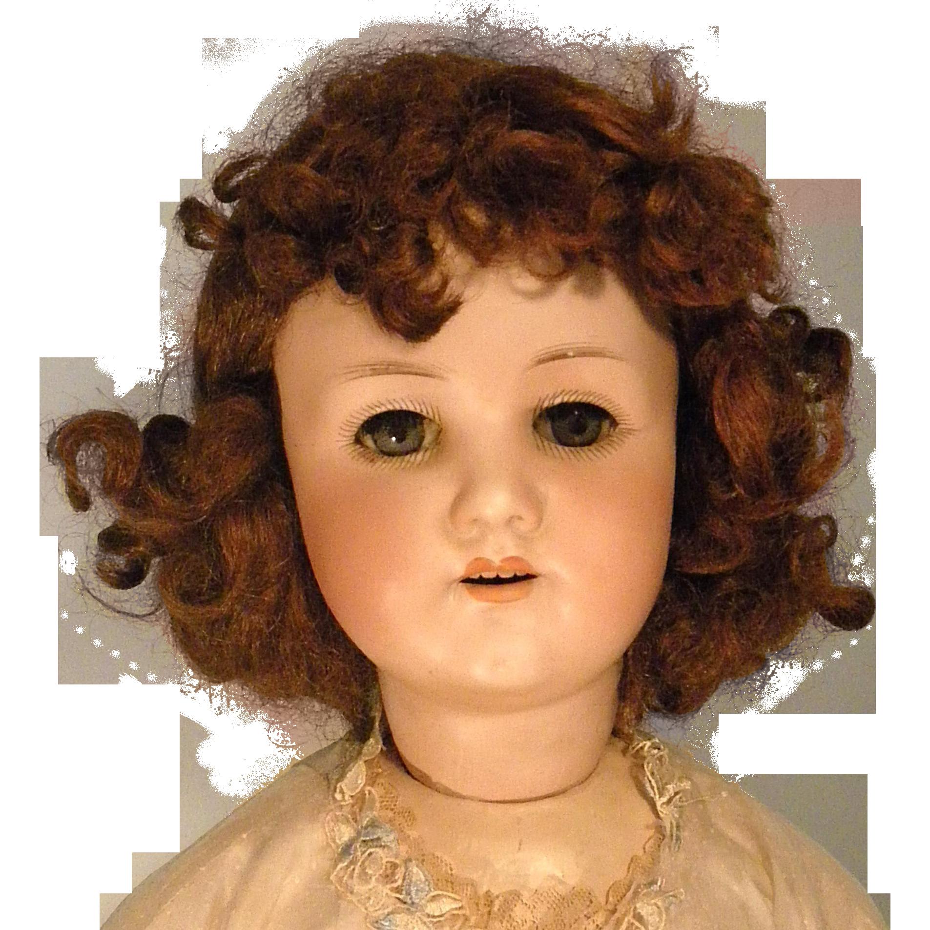 Heubach Kopplesdorf Walkure Doll