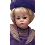 Kammer and Reinhardt 115A Character Boy 13 inches