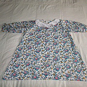 Large Raggedy Ann Dress -tagged
