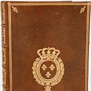 Eloge historique de monseigneur le duc de Bourgogne circa 1761