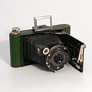 Rare Eastman Kodak Boy Scout Camera 1930s Photography with Original Case