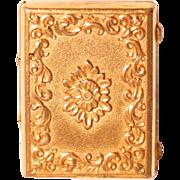 1850 Ladies Vinaigrette Scent Perfume Accessory Miniature S917