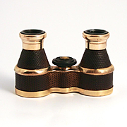 1905 G.P. Goerz of Berlin Luxury Opera Glasses