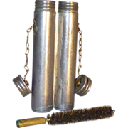 Vintage Double Oiler for Swedish Mauser Rifle, 1918