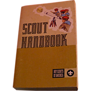 1973 Boy Scouts of America Handbook