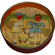 Old Wooden Marbles Game Toy, Germany, Early 1900's, Europe