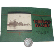 Thosuand Islands Photograph book, Postcard - like, 1920 - 1930, New York & St. Lawrence River