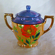 Lusterware, Japan, Hand Painted