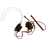 Vintage Western Electric Headphone and Probe