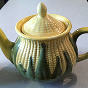 Shawnee Corn Tea Pot